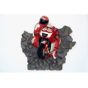 2582 Motorracer Wall Decor - Motor