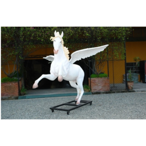 2637 Horse with Wings - Paard