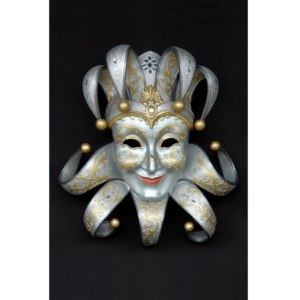 2693-C Mask Jolly Ridente - Masker