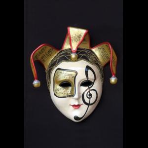 2694-A Mask Jolly Bacco - Masker