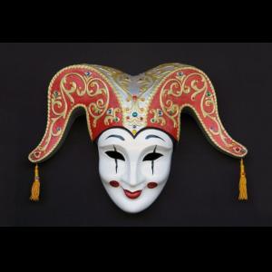 2695 Mask Jolly Francese - Masker