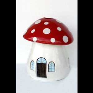 2782 Mushroom Afvalbak - Paddenstoel