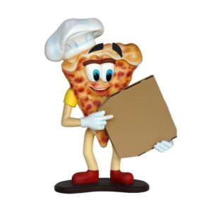 2867 Pizza Boy for Pizza Menu Box