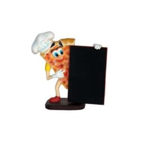 2868 Pizza Boy For Pizza - Menubord