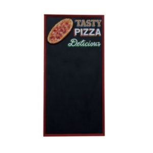 2870 Pizza Tasty Delicious - Menubord