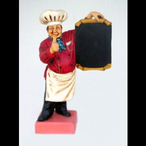 0317 Baker Menubord - Bakker
