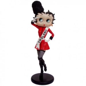 Betty Boop England 338107