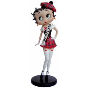 Betty Boop Scotland 338109