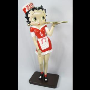 Betty Boop Waitress 5.5 ft. 354101 - 165 cm