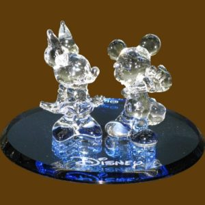 354668 Small Mickey & Minnie - Disney 5x8cm