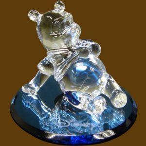 355153 Relax Pooh - Disney 5x8cm