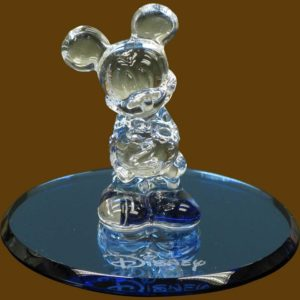 355177 Thinking Mickey - Disney 8x8cm