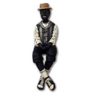 0363 Man Sitting 4 ft. - Jazz