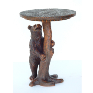5000 Bear Side Table Small - Beer