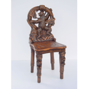 5004 Bear Dining Chair 1 - Stoel Beer