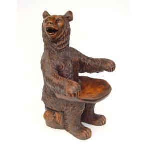 5009 Bear Chair with Arm Rest - Beer