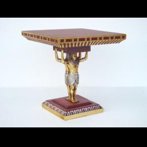 5032 Egyptian Tafel Side with one Leg - Egypte