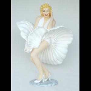 0610 Marilyn Monroe Life Size