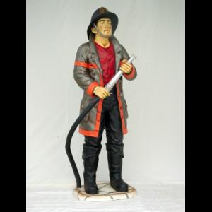 0677 Fire Man - Brandweerman
