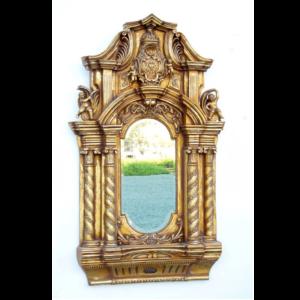0718 Mirror Frame Pillar - Spiegel