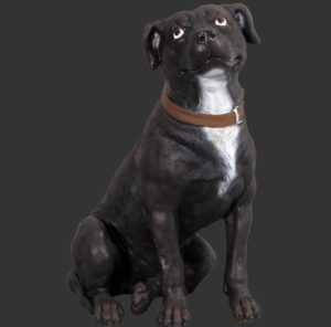 H-80071 Staffordshire Terrier