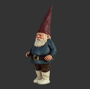 H-80161 Gnome Male - Kabouter