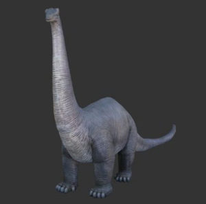 H-80130 Brontosaurus - Dinosaurus