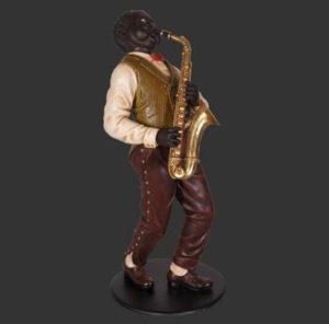 H-90032 Saxophone Player - Jazz Saxofonist