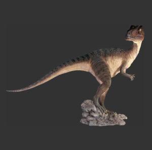 H-90071 Allosaurus - Dinosaurus