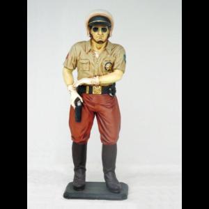 0967 Policeman - Politieman