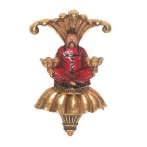 AACMS Chinese Man with Sconce