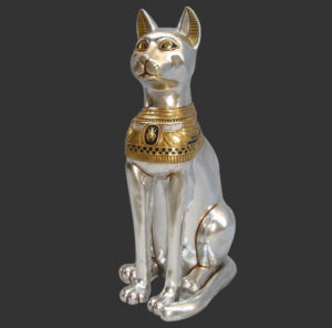 AFCA4 Egyptian Cat Goddess - Egypte