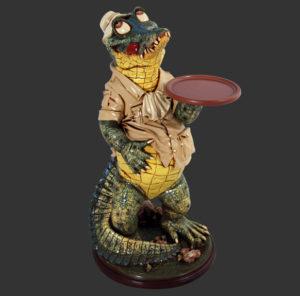 AFCRB Crocodille Ober - Krokodil