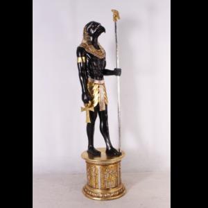 AFH6B Egyptian Horus with Base - Egypte