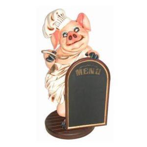 AFPC3 Pig Menubord - Varken