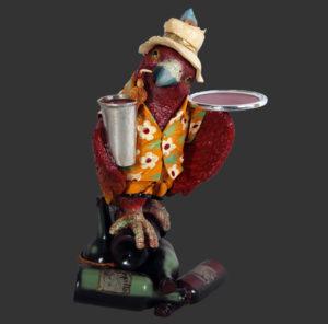 AFPB2 Parrot Ober - Papegaai
