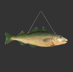 AFHAS Fish Hanging Salmon - Zalm