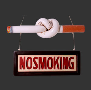 APNSC No Smoking - Roken