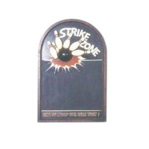APSZP Strike Zone - Menubord