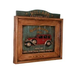 APWAP Willard Automobile - Pubbord