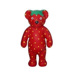 XL-141 Strawberry Bear – Aardbei – 150 cm