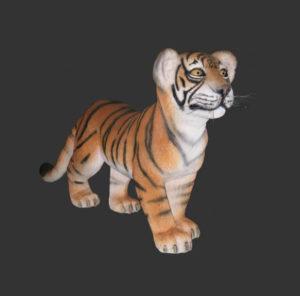 H-80150 Tiger Cub Standing - Tijger