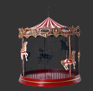 BCCAR Birdcage Carousel - Vogelkooi