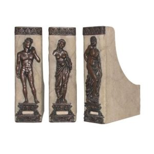 CARFH Book Holder Roman set of 3 - Romein