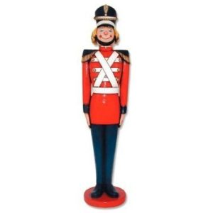 CCTS5 Tin Soldier 5 ft. - Nutcracker