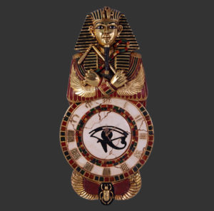CLEGW Egyptische Wandklok - Egypte