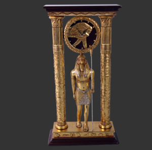 CLHOC Horus Clock - Egypte