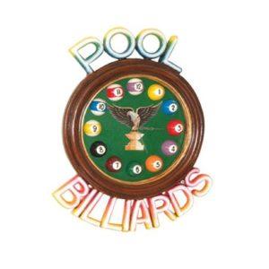 CLPCL Klok Pool - Biljart