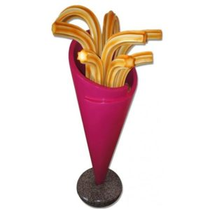IFA-002 Churros Display XL on Base - 140 cm