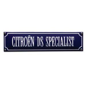 SS-18 Citroen DS Specialist